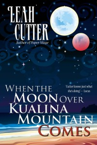 When the Moon Over Kualina Mountain Comes Cover