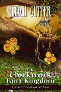 Cover for The Clockwork Fairy Kingdom