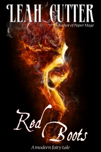 Cover for The Red Boots