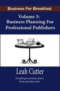 book publishing business plan pdf